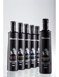 Azeite Extra Virgem Kit 5 variedades Monterosa 250ml | Monterosa