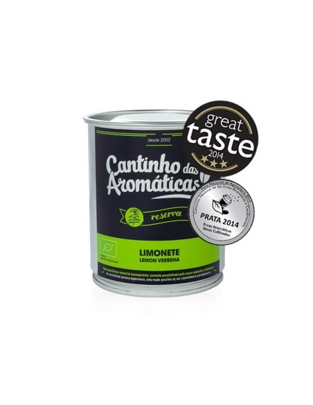 LIMONETE   Lúcia-Lima - Lata Cantinho das aromáticas 15 gr