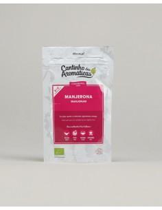 Manjerona (Bolsa) Cantinho das aromáticas 40 gr