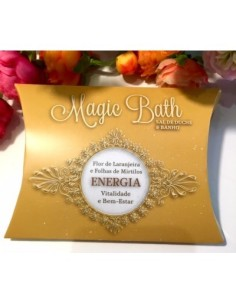 Sais de Banho - ENERGIA Magic Bath 100 gr | Magic Bath