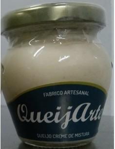 Queijo Creme de Mistura Queijarte 100g | Queijarte