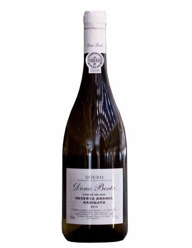 Dona Berta Reserva Rabigato Vinhas Velhas Branco 2018 75cl | Dona Berta