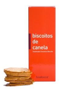 Cinnamon Biscuits Boa Boca 150g | Boa Boca