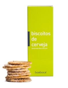 Biscoitos Cerveja Boa Boca 200g | Boa Boca
