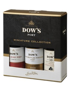 Dow's Mini Collecttion Pack (3 grf 5cl) 0,15L   | Symington Family Estates