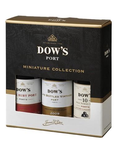 Dow's Mini Collection Pack (3 grf 5cl) | Symington Family Estates