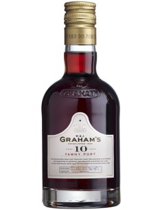 Graham's 10 anos Grf Pequena c/tubo 20cl | Graham's