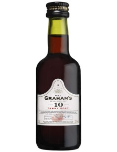 Graham's 10 anos Miniaturas 5cl | Graham's