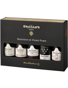 Graham's Mini Selection Pack (5 Grf) 5cl   Symington Family Estates