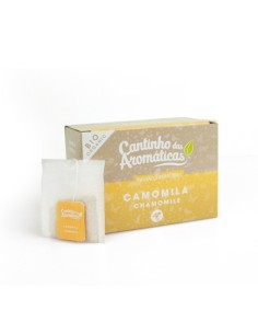 CAMOMILA Cantinho das Aromáticas 20 SAQUETAS
