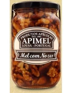 MEL COM NOZES 280g APIMEL | Apimel