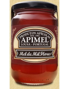 MEL DE MIL FLORES 280g APIMEL | Apimel