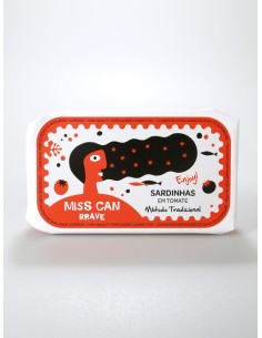 Miss Can BRAVE Sardinha em Tomate | Miss Can