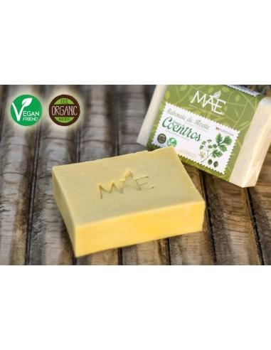 Sabonete Artesanal Azeite e Coentros Mãe | Mãe