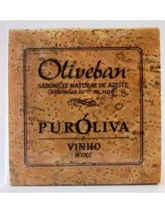 Sabonete de Azeite e Vinho Oliveban 105g | Oliveban