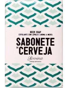 Sabonete de Cerveja Sovina Esfoliante