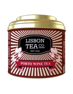 Lisbon TEA Porto Wine Tea | Lisbon TEA CO.