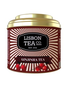 Lisbon TEA Chá Ginjinha | Lisbon TEA CO.