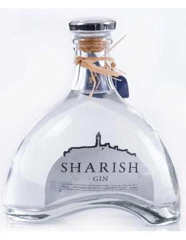 Sharish Dry Gin- Maça Bravo Esmolfe 50ml   Sharish Gin