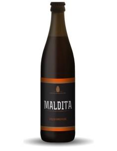 Maldita Edição Limitada- American Barley Wine | Cerveja Maldita