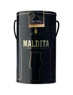 Maldita Kit 2X 33cl+1 Copo