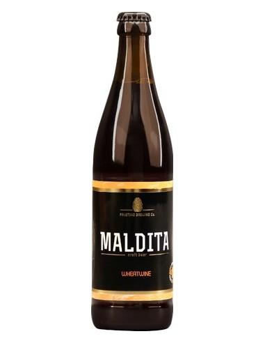 Maldita Wheat Wine 50cl | Cerveja Maldita