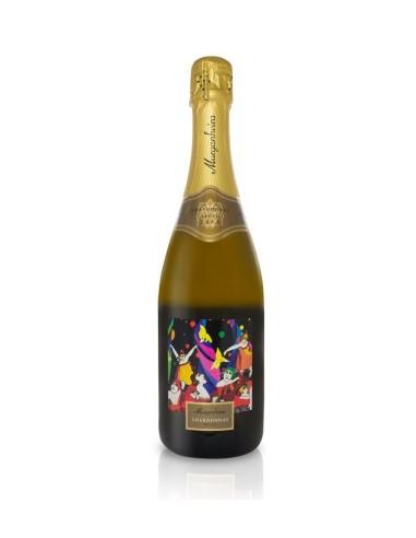 Espumante Murganheira Pretígio Chardonnay Bruto | Murganheira