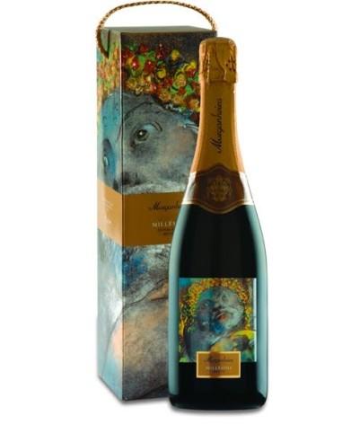 Espumante Murganheira Pretígio Millésime Bruto- Pinot /Chardonnay com caixa | Murganheira