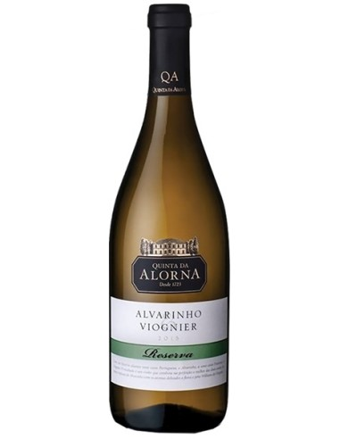 Quinta da Alorna Reserva Alvarinho & Viognier 2015 75cl | Quinta da Alorna