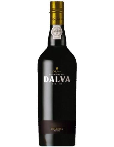 Dalva Porto Colheita 2002   C. da Silva