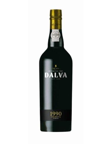 Dalva Porto Colheita 1990 | C. da Silva