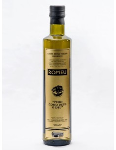 Azeite Extra Virgem Romeu 500ml | Quinta do Romeu
