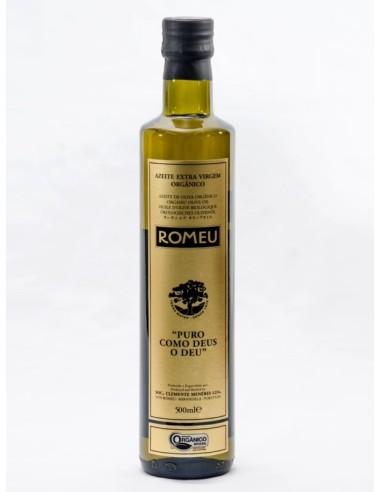 Azeite Extra Virgem 500mL ROMEU   Quinta do Romeu
