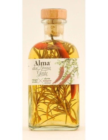Vinagre de Sidra Alecrim e Malagueta 250 ml