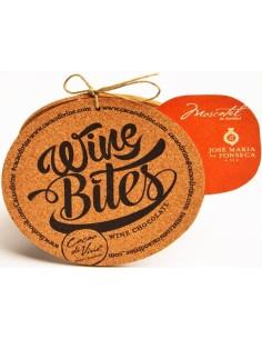 Wine Bites - Moscatel JMF Cacao di Vine 110g