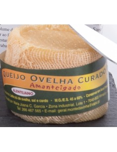 Sheep Cheese Buttery Monte da Vinha 60 gr | Queijaria Monte da Vinha