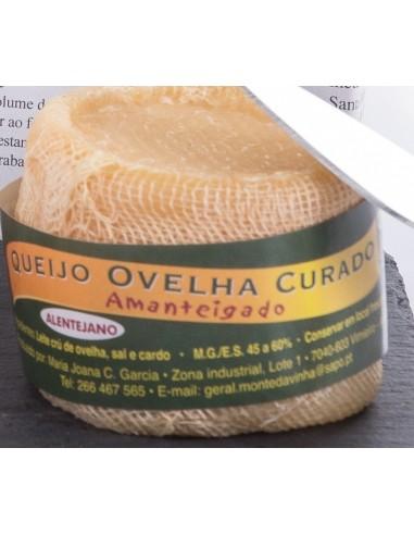 Queijo Ovelha Amanteigado 60g Monte da Vinha | Queijaria Monte da Vinha