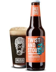 Musa Twist And Stout | Cerveja Musa