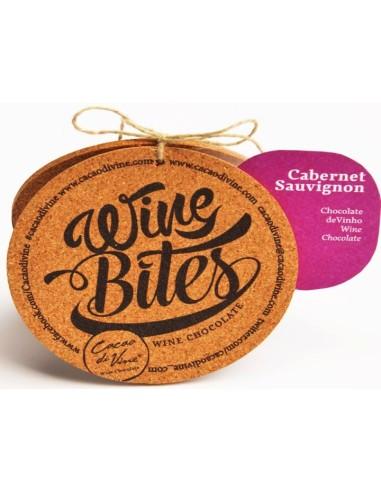 Wine Bites - Cabernet Sauvignon Cacao di Vine 100g | Cacao di Vine