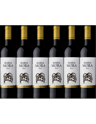 Maria Mora Tinto   Magnum Vinhos - Ribeiro Santo