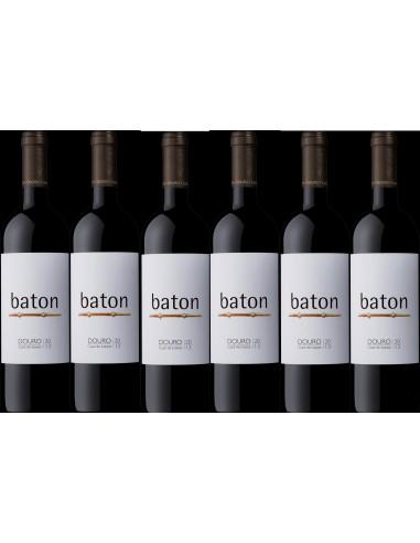 Baton Tinto   Magnum Vinhos - Ribeiro Santo