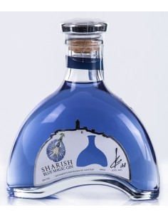 SHARISH DRY GIN - MAGIC BLUE 500 ML