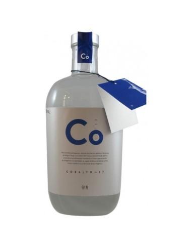 Cobalto 17 Gin | Cobalto Gin