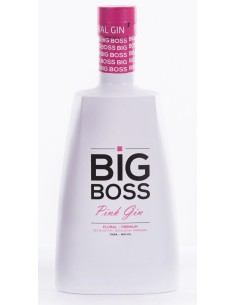 Gin Big Boss Pink DESTILADOS & LICORES