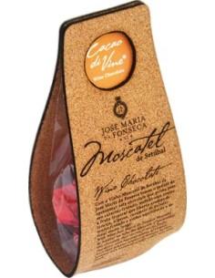 Wine 2-Moscatel JMF Cacao Di Vine 8 chocolates