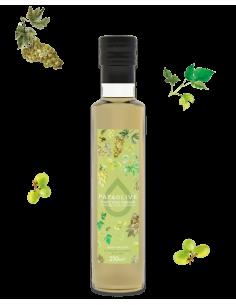 Papaolive Vinagre de Vinho Branco (Envelhecido barricas carvalho) | Papaolive