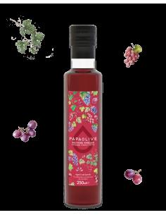 Papaolive Vinagre de Vinho Tinto (Envelhecido barricas carvalho) 25cl | Papaolive
