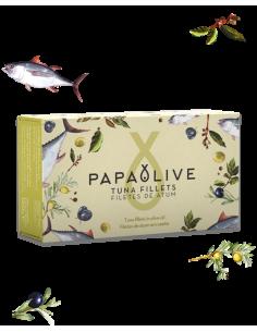 Papaolive Filetes Atum em Azeite | Papaolive
