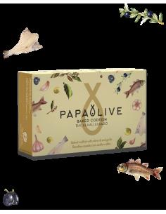 Papaolive Bacalhau Assado Com Alho e Azeite | Papaolive