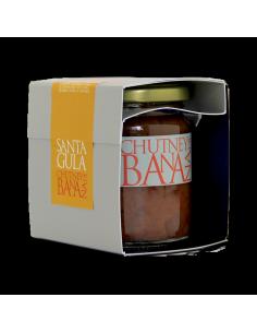 Chutney de Banana Santa Gula 250mL | Santa Gula